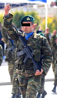 ALERT :Η 32η Ταξιαρχία Πεζοναυτών σε πολεμική επάνδρωση
