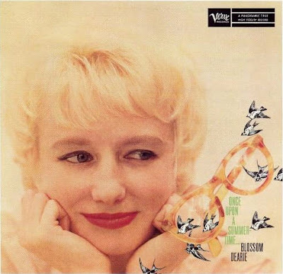 Blossom Dearie Once Upon A Summertime Jazz