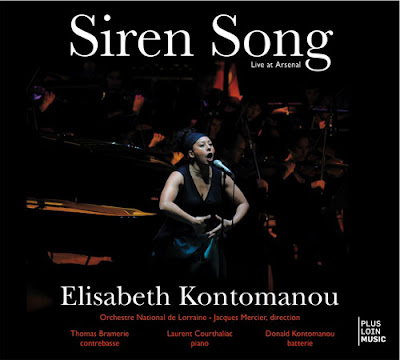 Elisabeth Kontomanou Siren Song Live At Arsenal