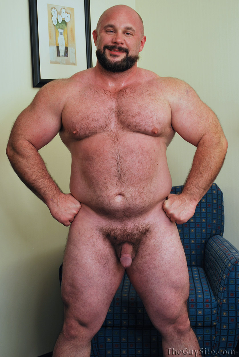 Bear muscle xxx excellent