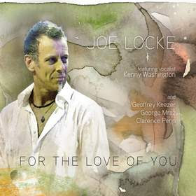 Joe Locke For The Love Of You cover