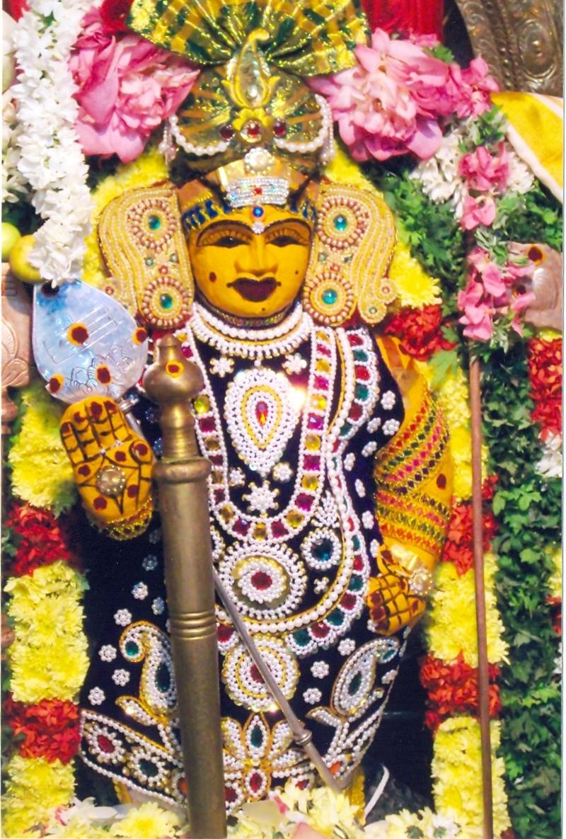 Madurai MayiVel Murugan Temple, Kochadai, Madurai-16