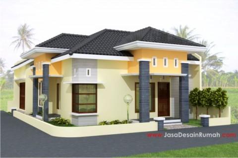 Desain Rumah Modern Rumah Minimalis Modern 2014