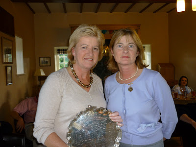 Anne Robinson -- The 2010 Club Champion --- Click to enlarge