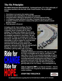 Bikers Good Deeds Charities & Events: 2009