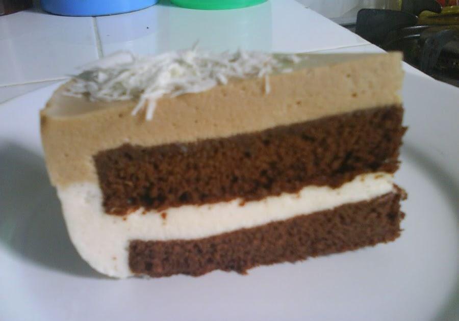 Resep Cake Berhantu Ncc: Puding Week NCC: Puding Busa Cake