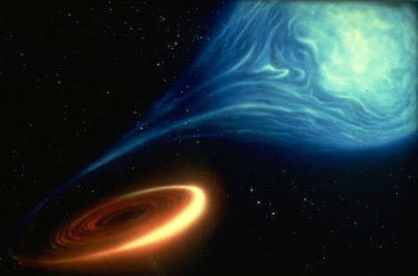 where do you go in a black hole - photo #7