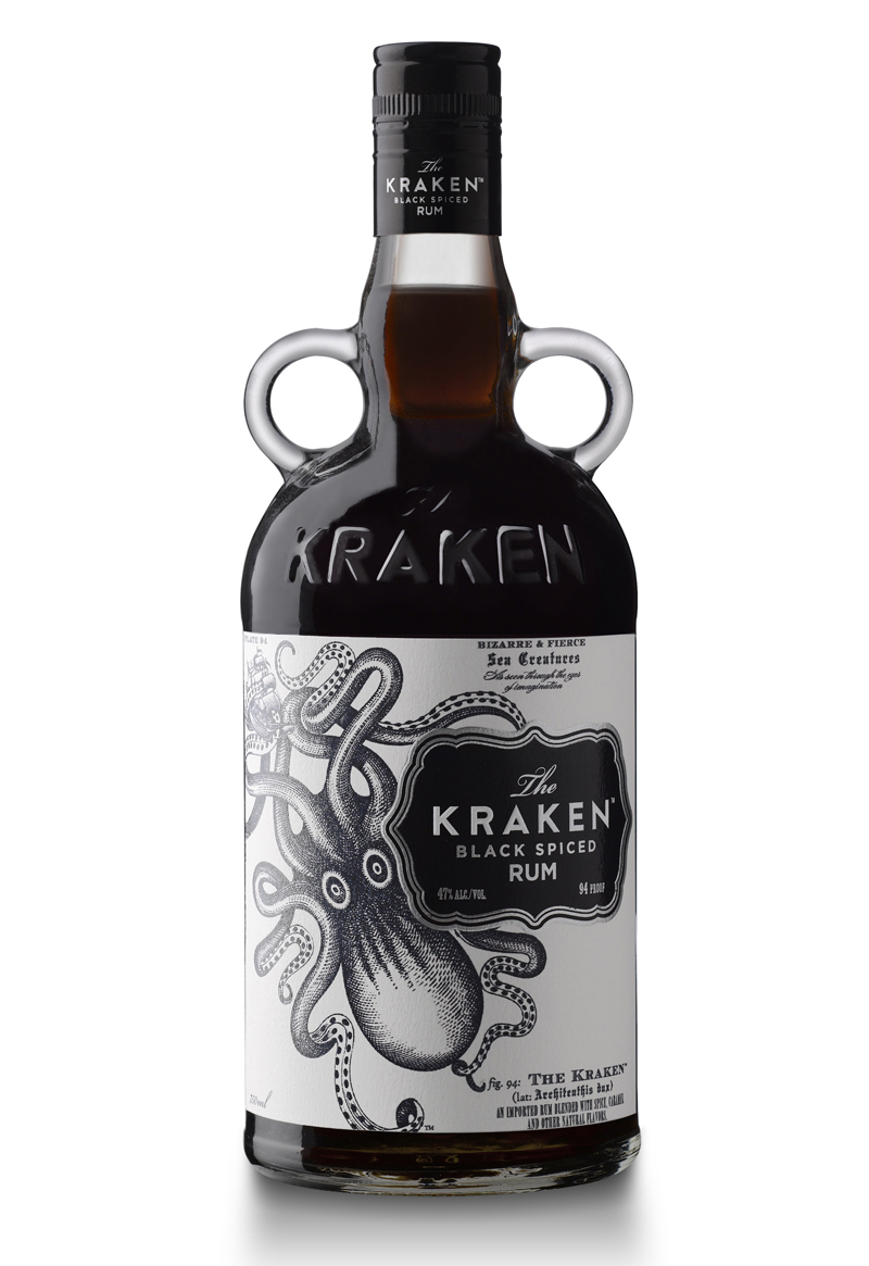 How to carve roast unicorn the kraken rum - Kraken rum pictures ...