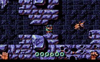 Retro-Gaming and Emulation: Magic Pockets (Atari ST)