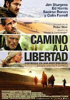 pelicula Camino a la Libertad