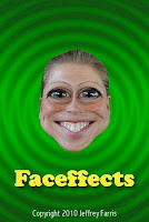 3D Face Motion Effect App for iPhone, iPad, iPod Touch