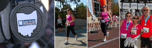 The Easy Run Long Over Due Columbus Marathon Recap
