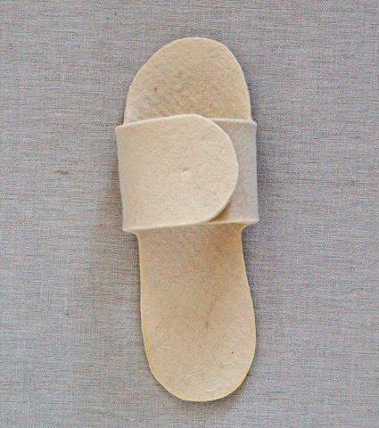 zapatillas, fieltro, costura, manualidades