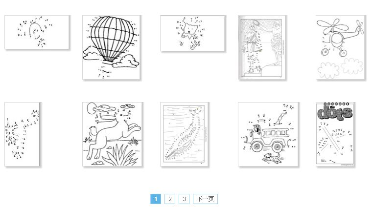 infantil, plantillas, unir puntos, punteadas, dibujos