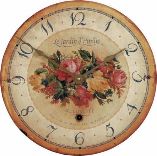 relojes, pared, plantillas relojes, moldes, gráficos, manualidades, hogar