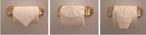 Origami con Papel Higienico