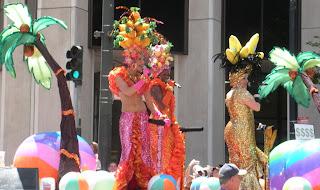 San Francisco Pride - Beach Blanket Babylon