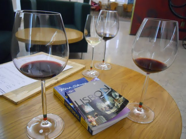 Why Lisbon Made me Nostalgic for San Francisco: Portuguese Wine in Lisbon