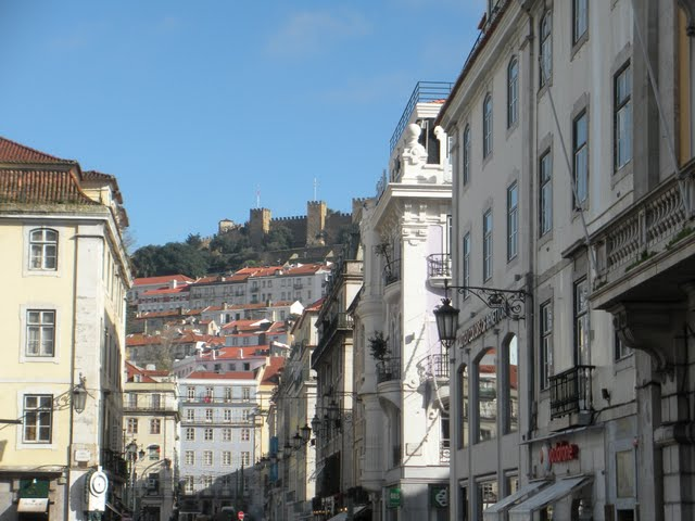 Why Lisbon Made me Nostalgic for San Francisco: Lisbon's Hills