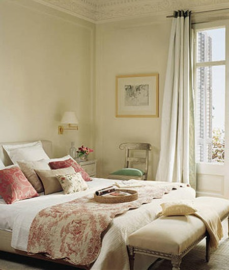 Bedroom Decorating Ideas Totally Toile: Apple Pie And Shabby Style: The Best Of: Home Sweeden Home