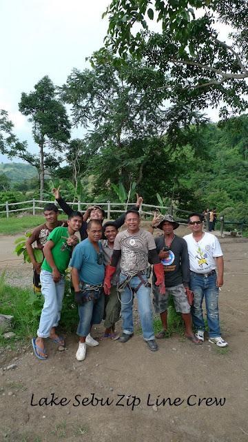 Lake Sebu, Philippines, Zipline Crew, Zipline Team