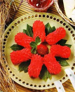 Getuk Singkong Stroberi
