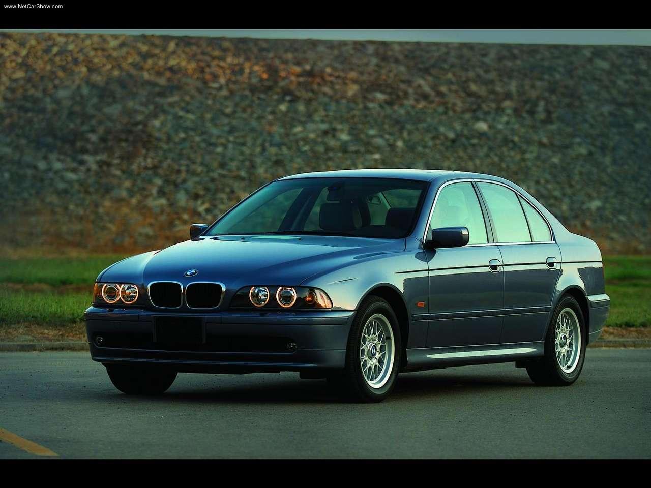 2001 BMW 525I >> 2001 BMW 525i