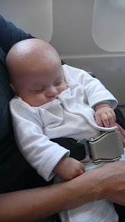 In Case Of Emergency Babies On The Plane
