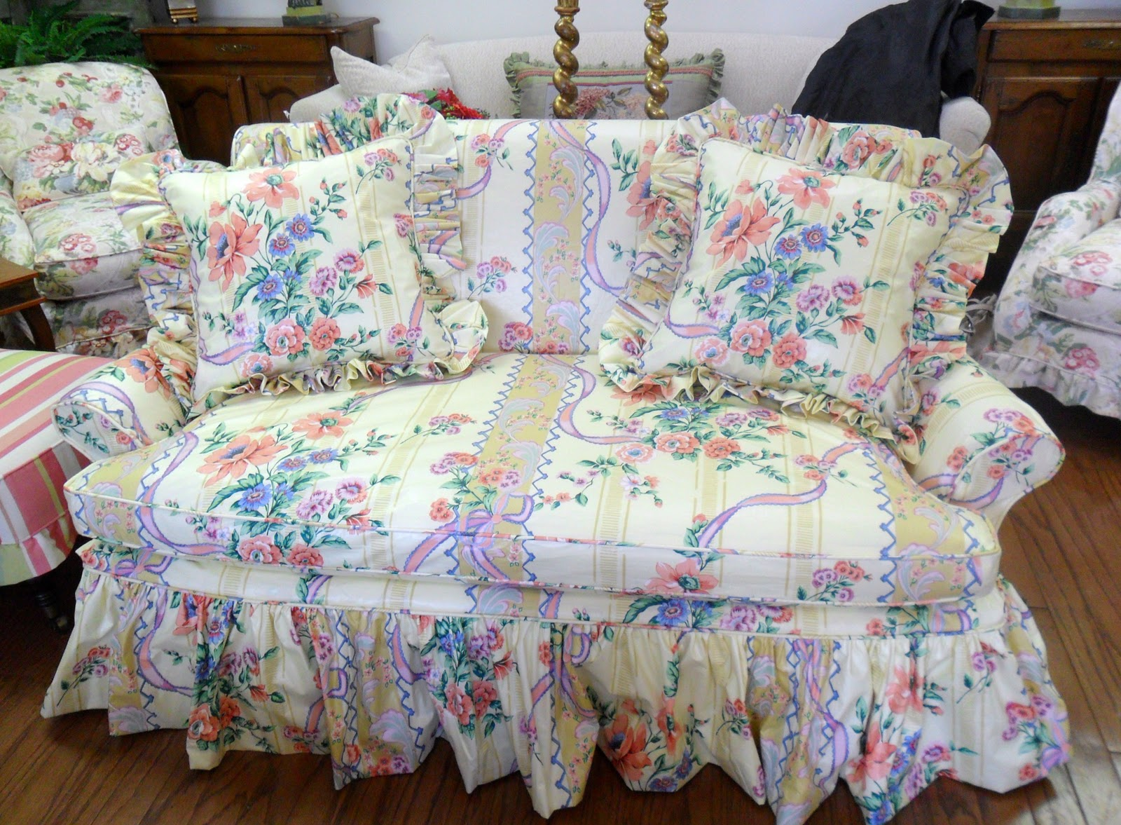 chair cushions with ties french country high chairs target australia ruffled pads bed mattress sale