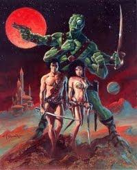 John Carter of Mars Live Action Film
