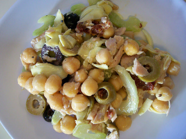 Garbanzo Bean Healthy Lunch Recipes