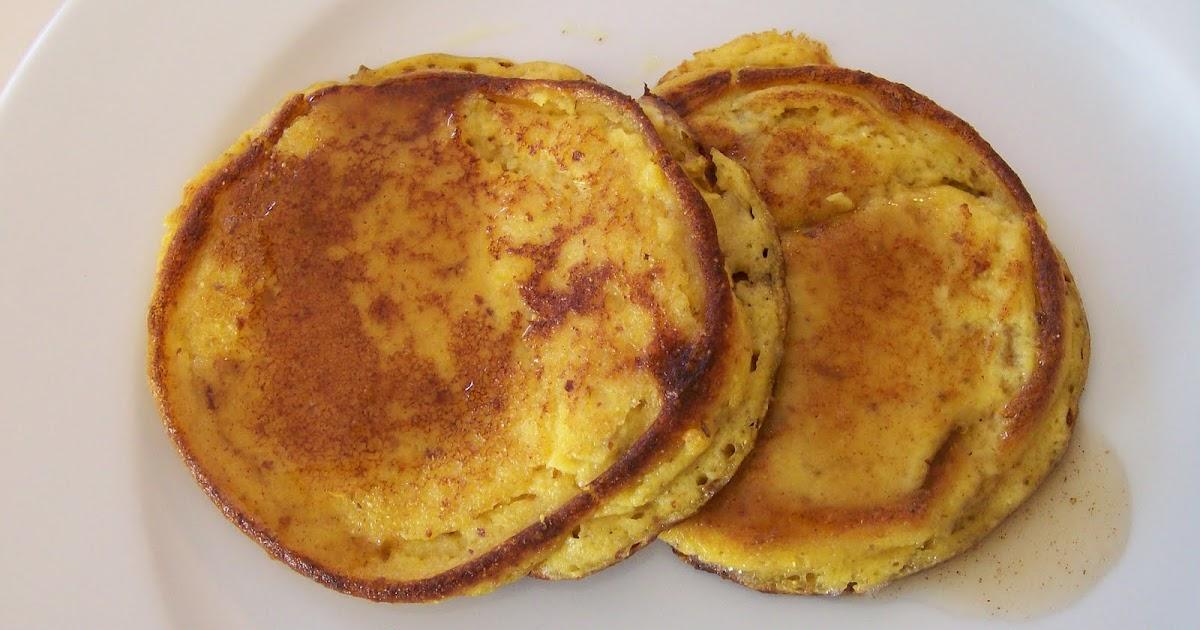 Pumpkin Spice Pancakes Food Network