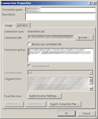 Refreshing data connection in Excel using VBScript - Logic Flow