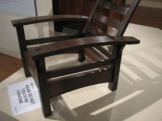 Peachy Treefrogfurniture Bow Arm Reclining Chair Machost Co Dining Chair Design Ideas Machostcouk