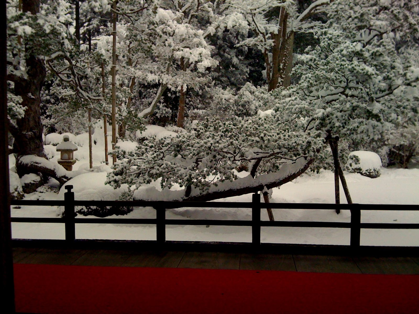 nebula kyoto in winter. Black Bedroom Furniture Sets. Home Design Ideas