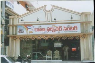 Raja Furniture Centre nellore