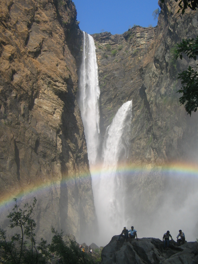 Angel Falls Hd Wallpaper Raja Ramesh The Trawell Er Travelog Jog Falls