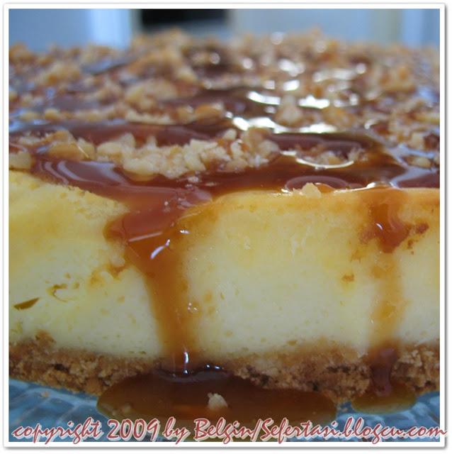 karamelli cheesecake,peykek