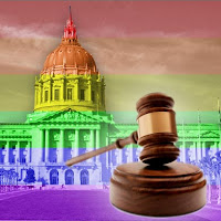 Gay cityhall gavel