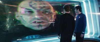 Kirk and Spock vs. Nero the Romulan - Star Trek Movie