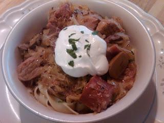 Bigos (Polish Hunter's Stew)