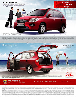 Naza Citra 2 Rondo Reviewed New And Improved Breed Of Kia