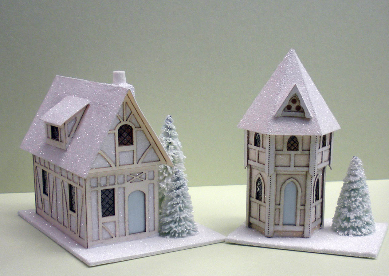Karin Corbin Miniatures White Wednesday