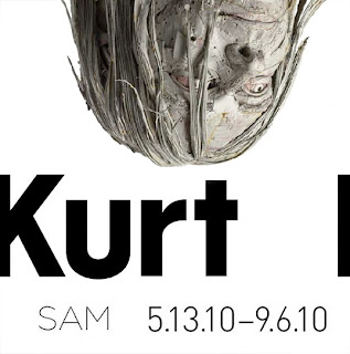 Kurt at Seattle Art Museum