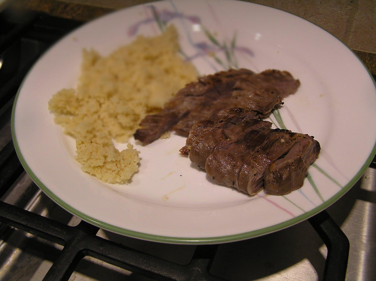Broiled Skirt Steak 19