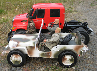 Coolest and weirdest Jeep pics! - Page 5 - Jeep Commander