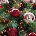 Generador de bolas de árbol de navidad con tu foto