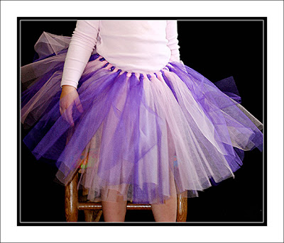 Carnaval como hacer un tutu sin coser