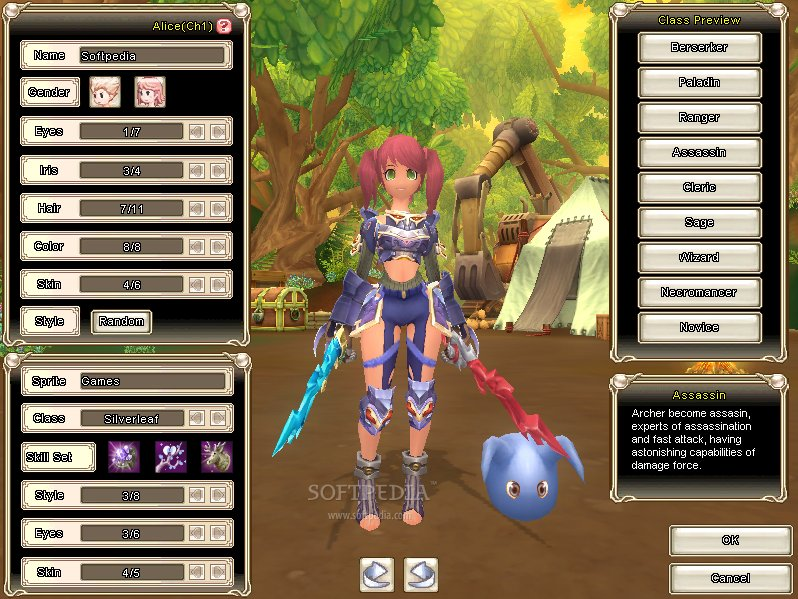 Galid: Mmo gold grand fantasia