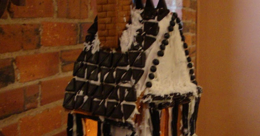 Licorice International Blog Gingerbread Houses At The